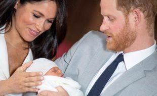 Жители Великобритании в бешенстве: принц Гарри и Меган Маркл решили провести закрытый обряд крещения сына