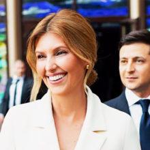 Елена Зеленская поразила выходом в белоснежном платье-пальто: первая леди подтвердила статус «самой стильной»