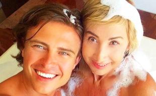 """""""Прекрасная пара, совет да любовь"""": Прохор Шаляпин воссоединился с бывшей женой Ларисой Копенкиной"""