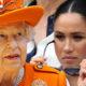 Новый запрет для Меган Маркл: королева Елизавета II недовольна поведением американской актрисы