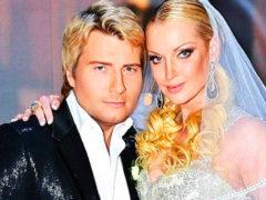 Волочкова объявила о романе с Николаем Басковым, который считали пиаром, намекнув на скорое бракосочетание