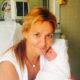 """""""Комочек счастья, нежности и чистоты"""": Навка показала фото из роддома с новорожденной дочуркой на руках"""