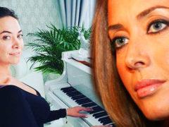 Спустя время сестра Жанны Фриске снова взяла в руки микрофон, порадовав россиян живым выступлением