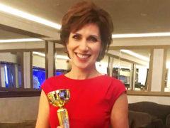 Зейналову признали лучшей российской телеведущей на церемонии награждения Successful Ladies Awards