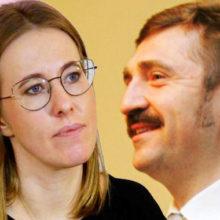 """Создатель """"Дома-2"""" Валерий Комиссаров сравнил Бузову с английской королевой, а для Собчак предрек скоро развод"""