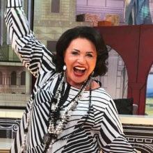 """""""Шикарная женщина!"""": Надежда Бабкина очаровала итогами удачной пластики в эфире """"Модного приговора"""""""