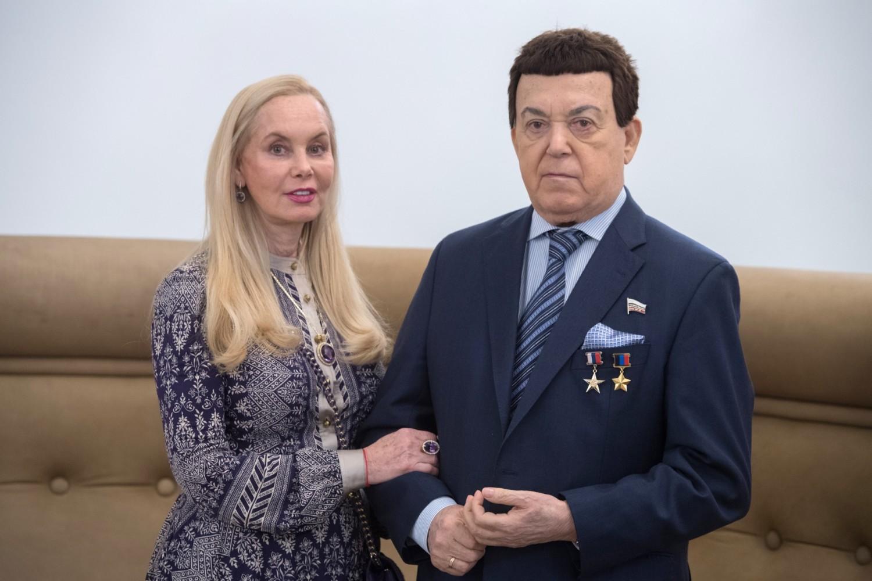 коляда фильмография, иосиф кобзон с женой фото лучшие предложения