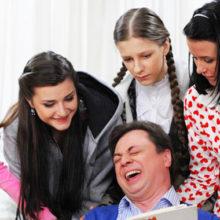 Актриса Мирослава Карпович, которую помнят по ее роли в сериале «Папины дочки», изменилась до неузнаваемости