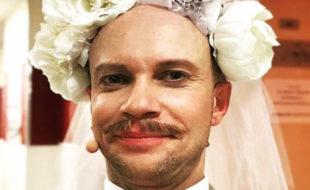 Митя Хрусталев, который до этого момента прятал новую супругу от папарацци, впервые показал ее публике