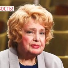 После несправедливого увольнения актриса Татьяна Доронина потеряла 20 килограммов и попала в больницу