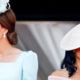 Раньше надо было думать: Кейт Миддлтон жестко осадила супругу принца Гарри, указав на ее главную ошибку