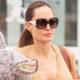 В мятом платье и без нижнего белья: папарацци поймали Анджелину Джоли за покупками в дешевом супермаркете