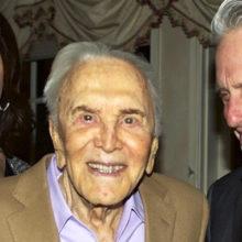 Вместе больше 65 лет: самая идеальная голливудская пара Кирк Дуглас и Энн Байденс поделилась секретом любви