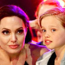 Дочь Джоли с разрешения матери официально стала мужчиной, не носит женские вещи и принимает препараты