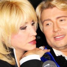 Ирина Аллегрова напросилась в жены к «золотому голосу России» Николаю Баскову: «Делай мне предложение!»