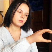 Рита Грачева, жертва «подмосковного Отелло», который отрубил ей кисти рук, рассказала о спасенной конечности