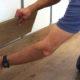 Отделка стен ламинатом – новое слово в дизайне: простые способы крепления и несколько оригинальных идей