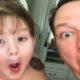 «Не повезло — на папу похожа»: фанаты злорадствуют над редким фото дочери Башарова от прошлых отношений