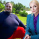 Анастасия Волочкова породнится с толстяком Лукой Затравкиным: пианист уже повторил шпагат известной балерины
