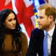 Принц Гарри и Меган Маркл объявили об отказе от всех королевских титулов и выходе на официальную работу