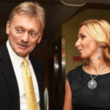 Татьяна Навка прокомментировала развод с мужем: официальным представителем Кремля — Дмитрием Песковым