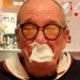 Эммануил Виторган с салфеткой в носу высмеял коронавирус и показал умилительное фото восьмимесячной дочери