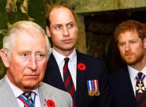 Чарльз Уэльский затаил обиду на родителей Кейт Миддлтон из-за внука, братья-принцы Уильям и Гарри не помирились
