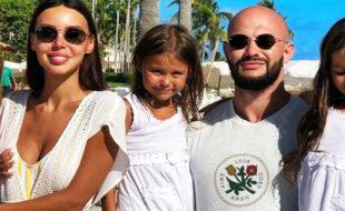 Парные татуировки и аквапарк за полмиллиона рублей: рэпер Джиган и Оксана Самойлова не скучают на карантине