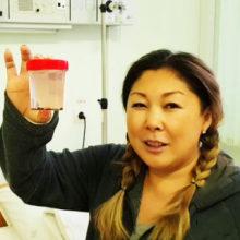 Анита Цой заболела коронавирусом и госпитализирована в столичную больницу из-за строгой диеты корейского доктора