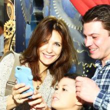 Екатерина Климова снова вместе с бывшим мужем Гелой Месхи, считают фанаты, восторгаясь свежим фото актрисы