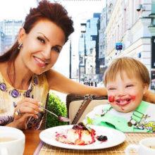 Эвелина Бледанс призналась, что стремительно выросла в личном и профессиональном плане благодаря сыну