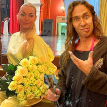 """Волочкова добилась своего: на бывшую солистку группы """"Стрелки"""" завели дело, Тарзан посадил вымогательницу"""